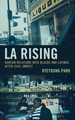 LA Rising book cover